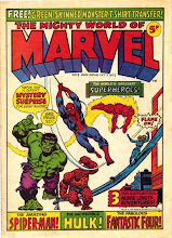 The Mighty World Of Marvel no.1