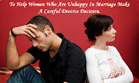 Unhappy Marriage Better vs Divorce