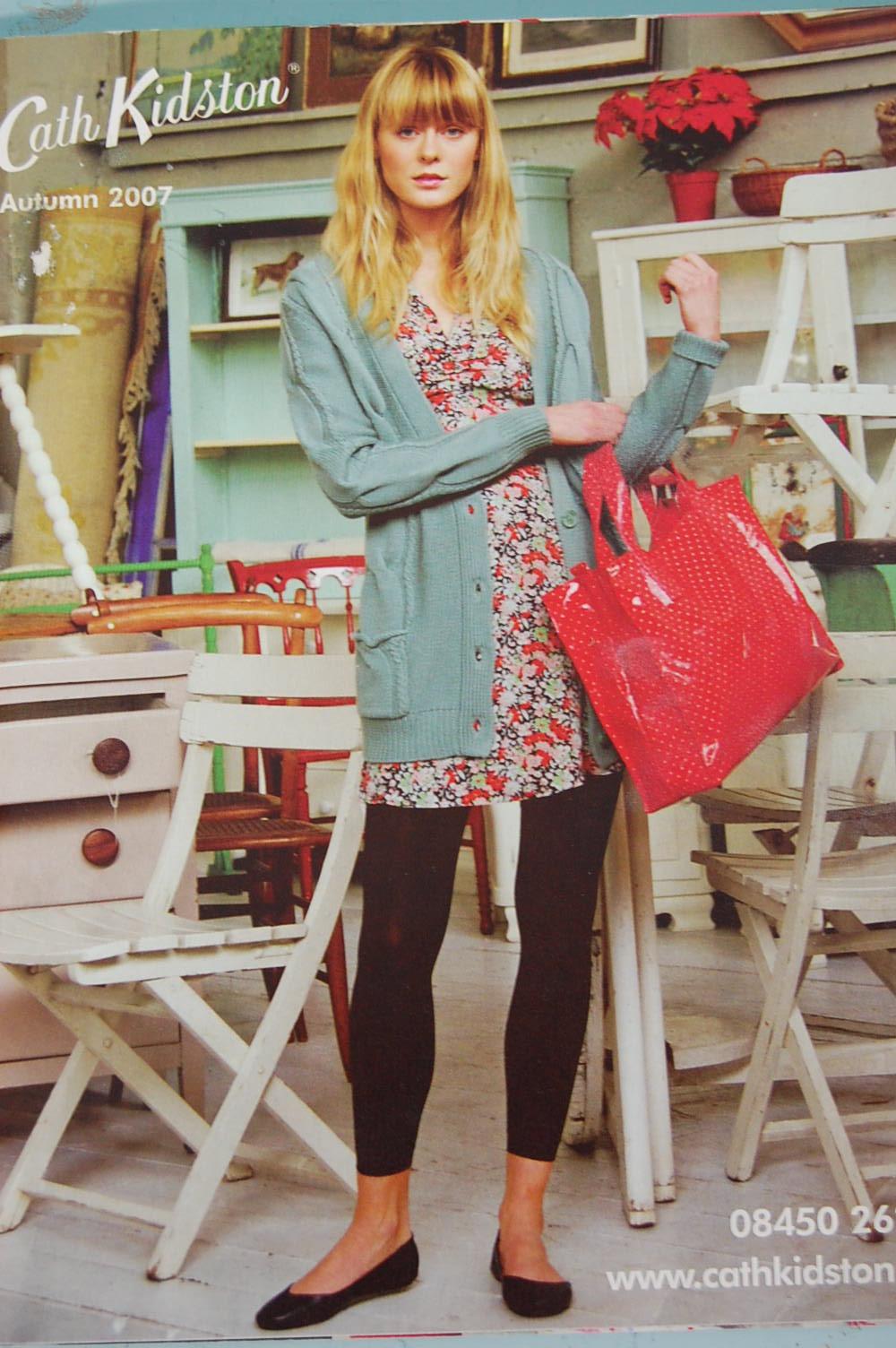 Cath Kidston's New Catalogue 2007