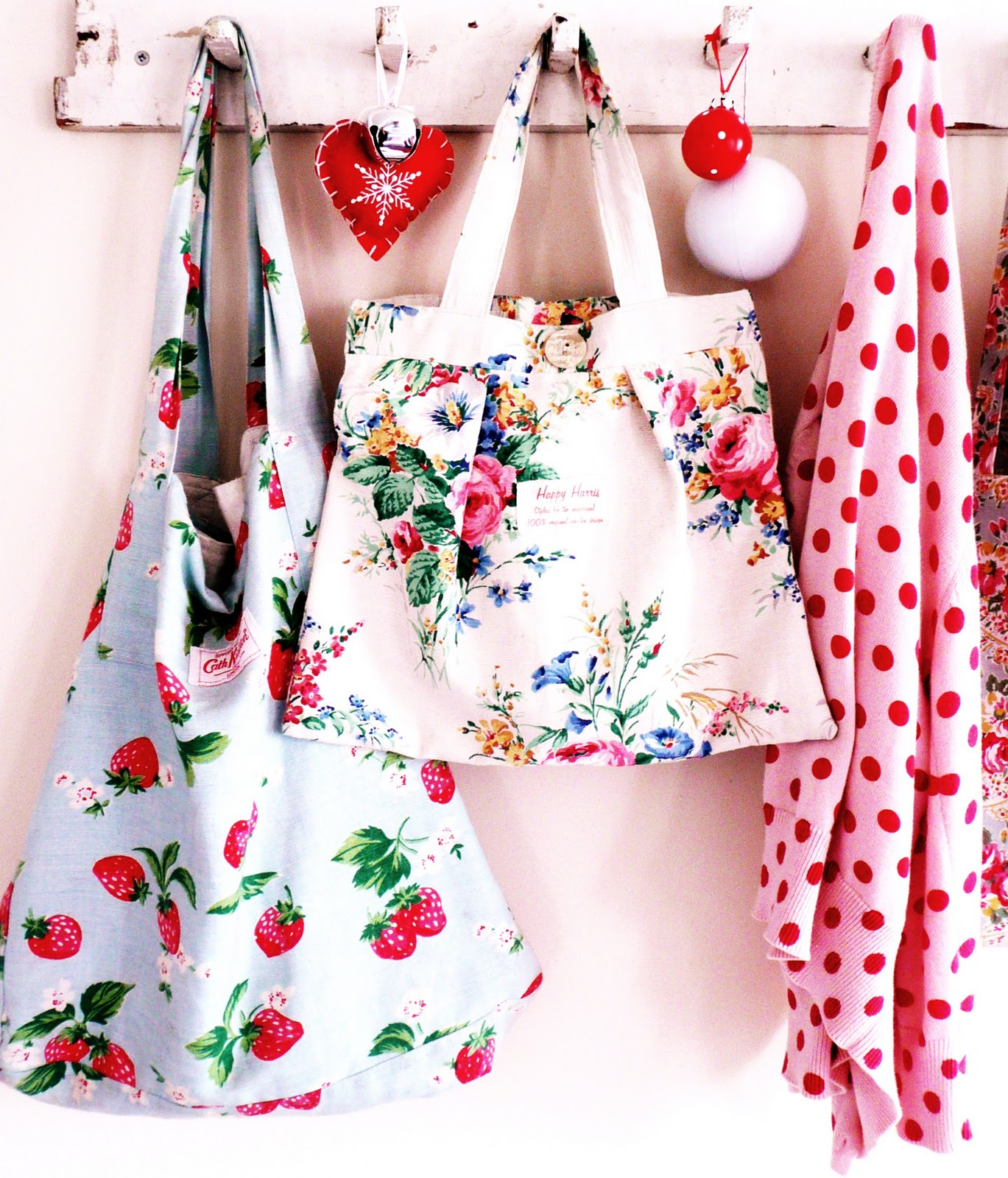 pretty bags and baubles