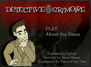 Play Free Online Detective Games - Detective Grimoire