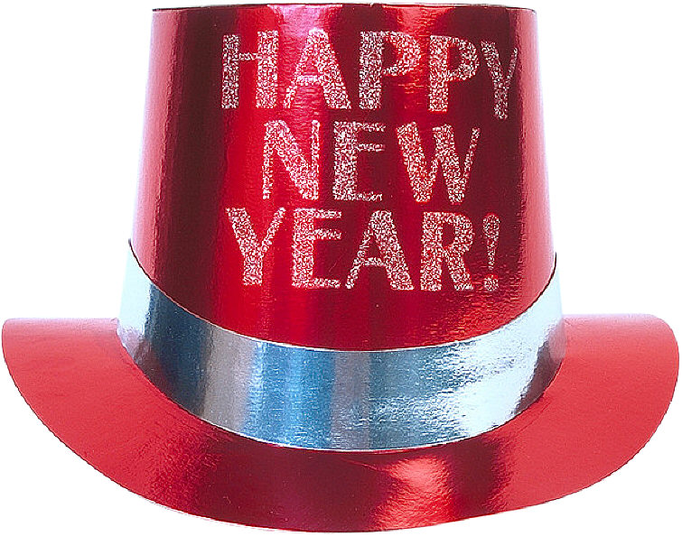 new year hat clipart - photo #15