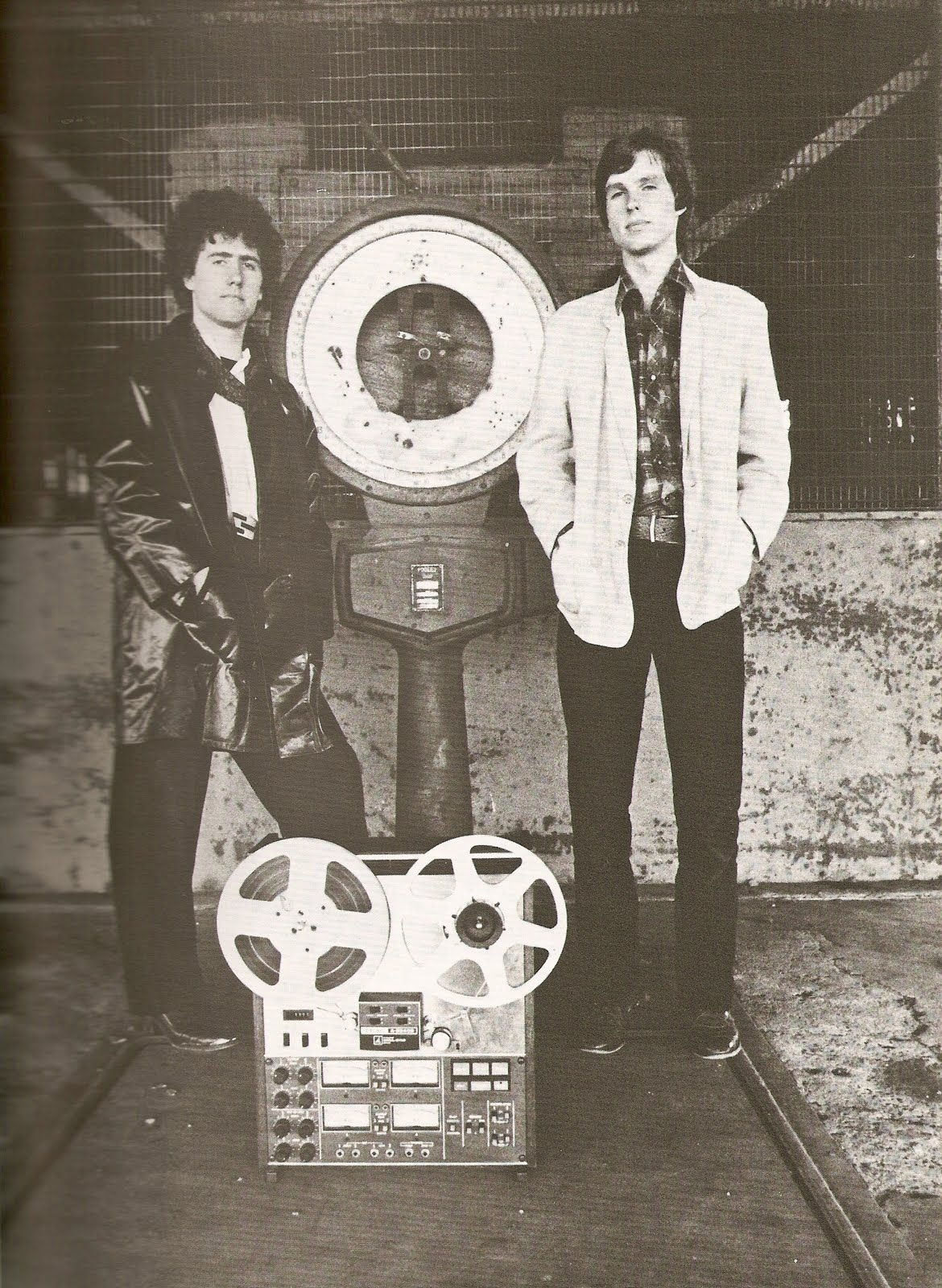 Afterglow Orchestral Manoeuvres In The Dark In 1979