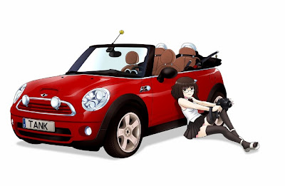 a Mini Cooper car is great for everyone.