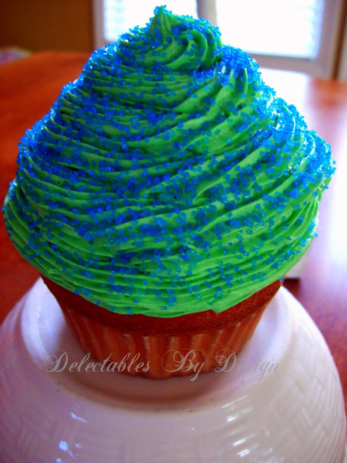 Cakes By Design Jumbo Cupcakes