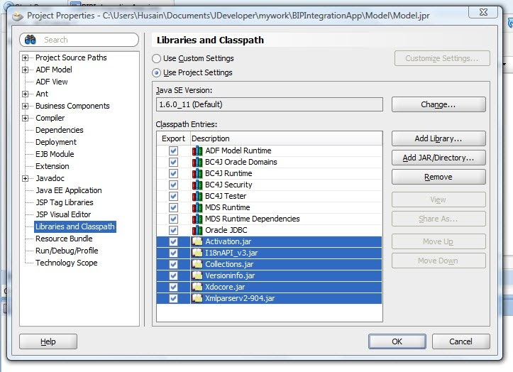 ADF Dev to Dev: Integrating BI Publisher standalone with ADF