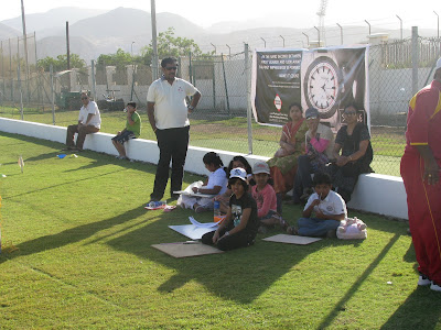 EXECUTIVE CLASS CRICKET TOURNAMENTS IN SULTANATE OF OMAN-BY
