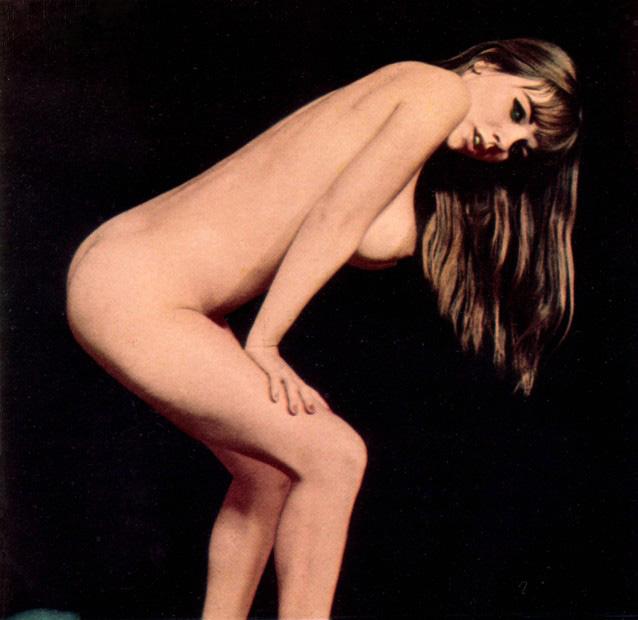 Michelle angelo nude model