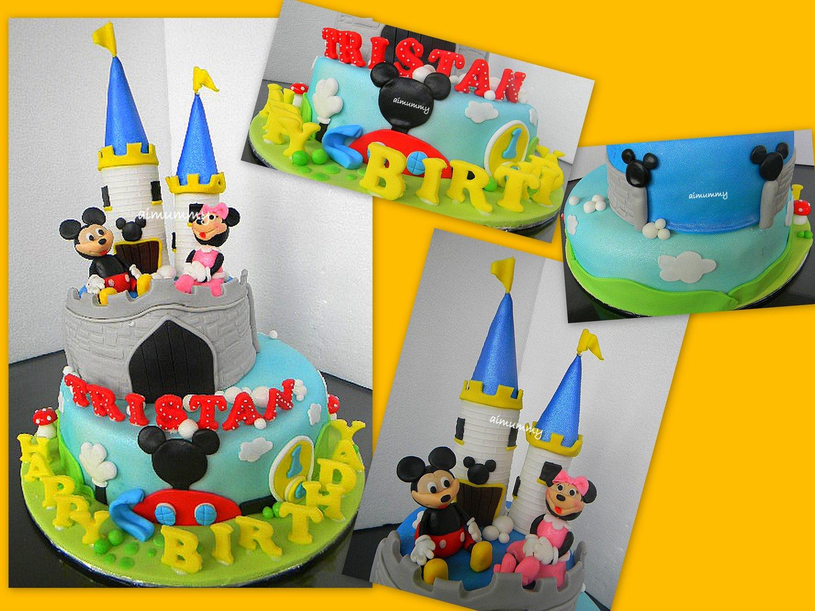 Aimummy Mickey Castle
