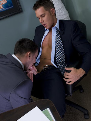 You S Of Handsome Gays Having Sex At Office 112