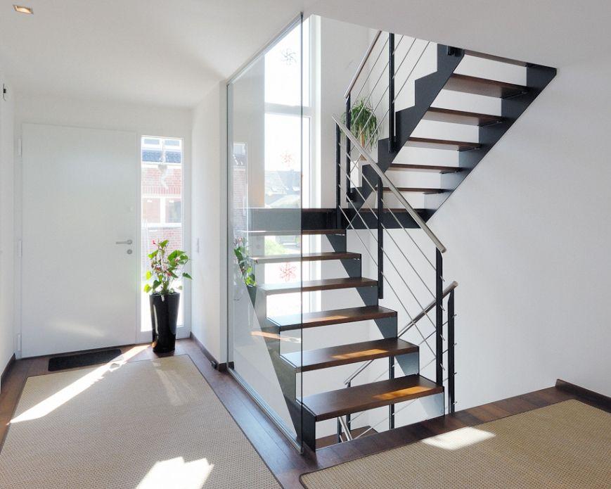 Traumhaus Meerbusch Treppenideen