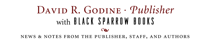 David R. Godine, Publisher