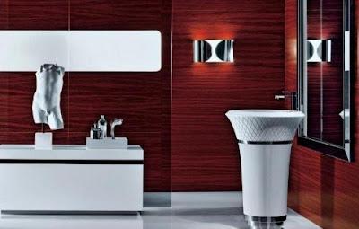 fabulous luxury masculine bathroom   home's design: Masculine Bathroom Design Luxury Concept Ideas