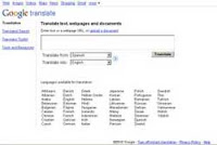 Improving the Computational Power of Google Translator Tool