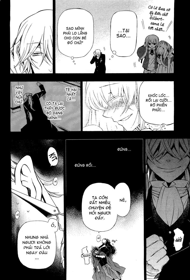 Pandora Hearts chương 054 - retrace: liv blank smile trang 13