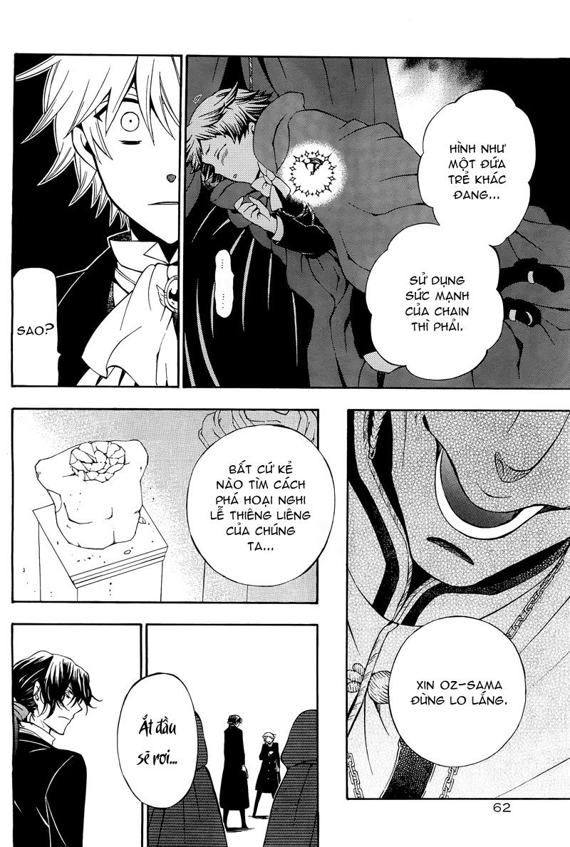 Pandora Hearts chương 054 - retrace: liv blank smile trang 27