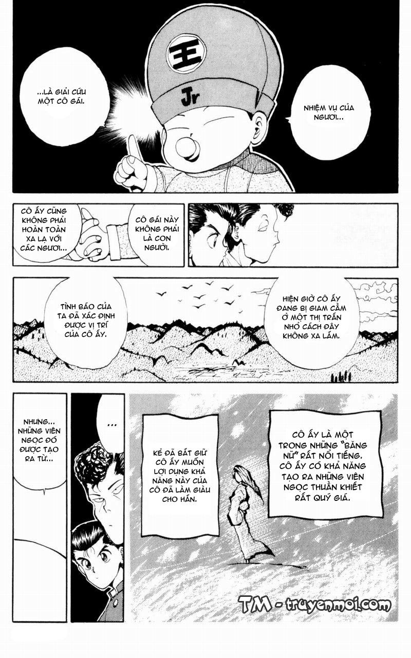 Hành trình của Uduchi chap 046: mùa xuân của kuwabara trang 6