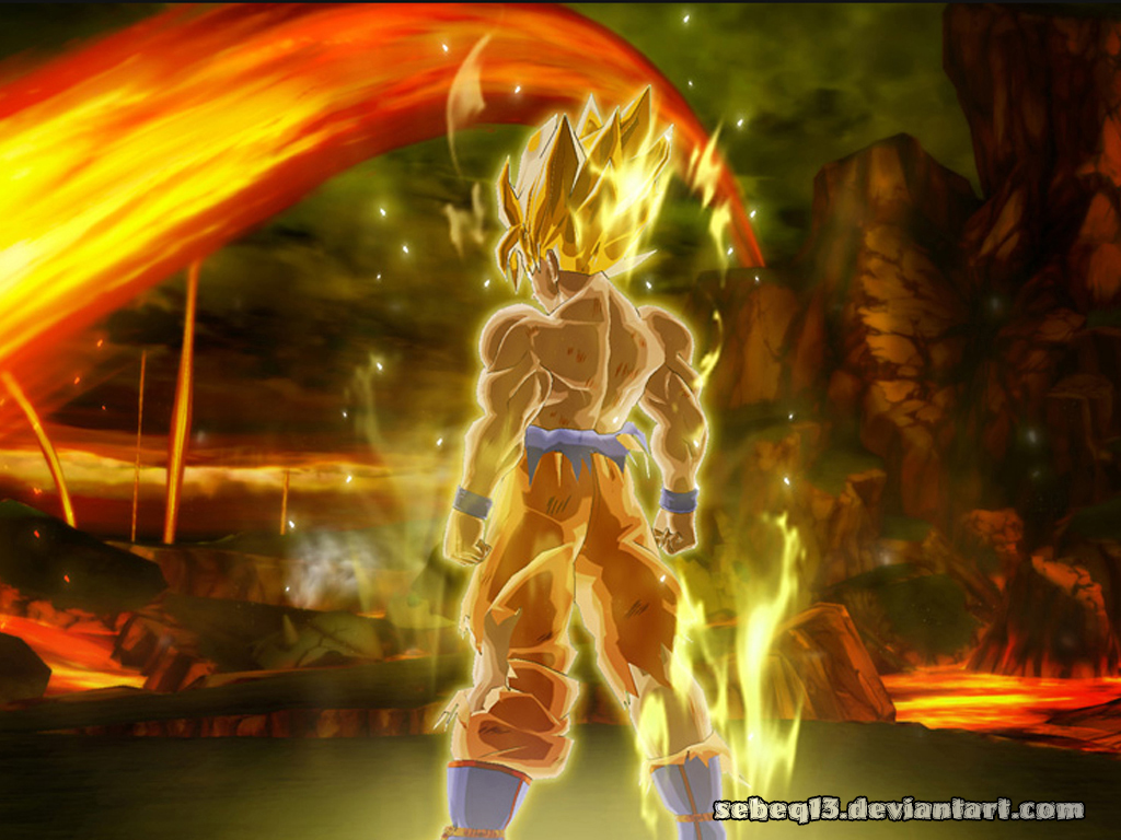 Pic New Posts 3d Wallpapers Of Dragon Ball Z
