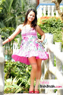 POKHARA SAHAR Cute pokhara city girl