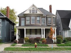 Minha Distração♥♥: Eu ♥ modelos de casas americanas!