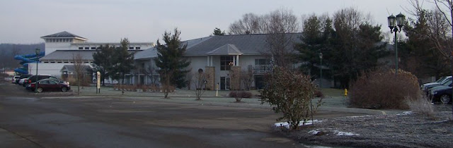 Cherry Valley Lodge outside view