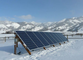 Build It Solar Blog A Report On Our Pv System After One