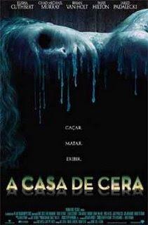 Filme - A Casa de Cera - Dublado