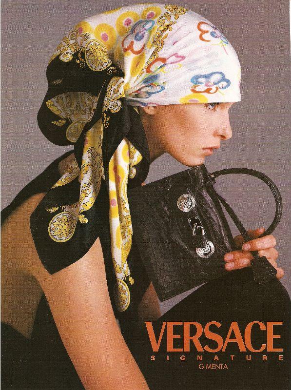 howtotieaheadscarfjpg Book On How To Tie Head Scarves Book On How To Tie Head Scarves