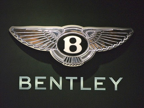 Car Brands Starting With P >> History of All Logos: Bentley History