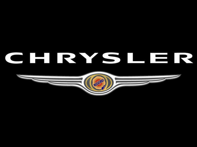 Car Brands Starting With P >> History of All Logos: Chrysler History