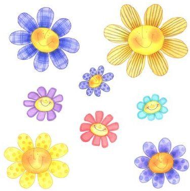Imagenes Infantiles De Flores Para Imprimir Imagenes Y Dibujos
