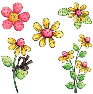 Imagenes de flores para imprimir   Imagenes y dibujos para imprimir