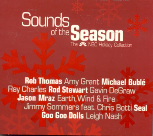 Ray Charles The Spirit Of Christmas Cd