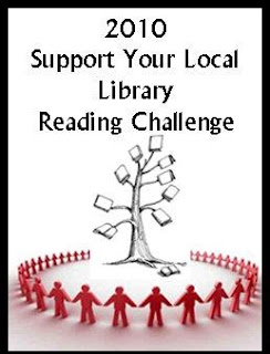 2010 Support Your Local Library Reading Challenge