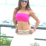 New South Indian Masala Actress Meghana Patel Pictures