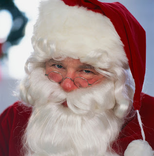 Naughty Lady of Shady Lane: Santa Claus is Coming To TOWN