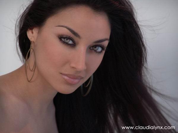 shaghayegh claudia lynx iranian celebrities. Black Bedroom Furniture Sets. Home Design Ideas