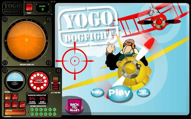 Yogo Alley Games
