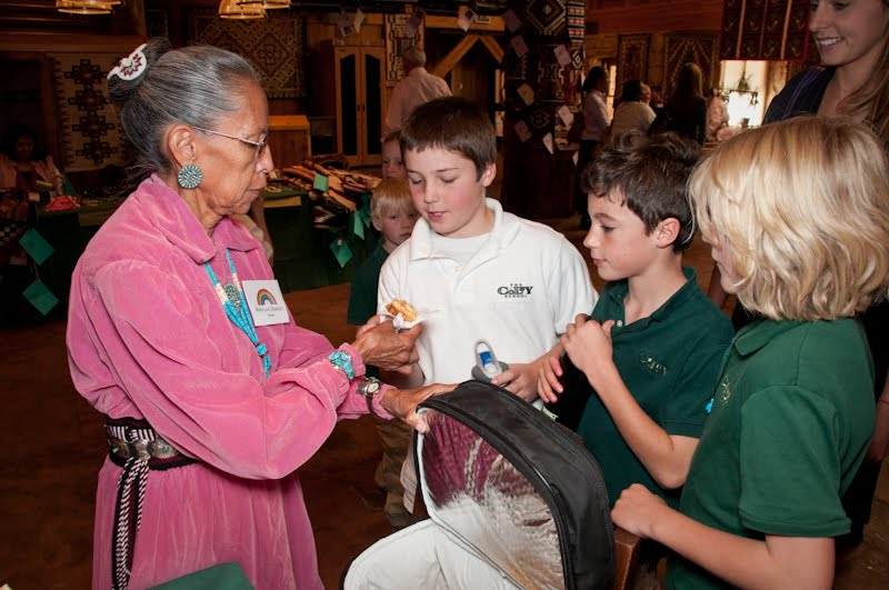 Adopt A Native Elder Blog Demonstrating Navajo Culture