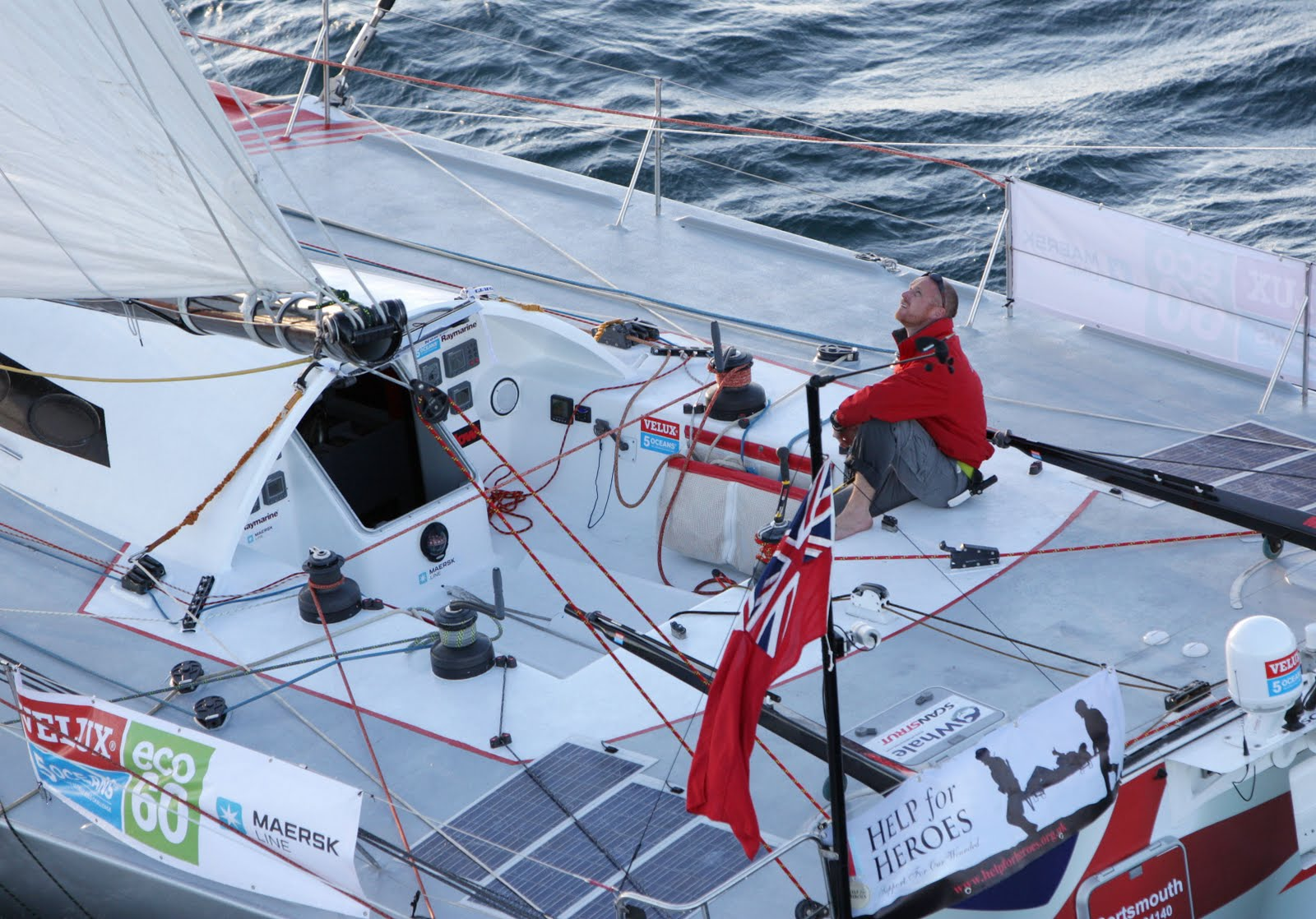 Sailracewin Velux 5 Oceans Csm Jumps Velux 5 Oceans