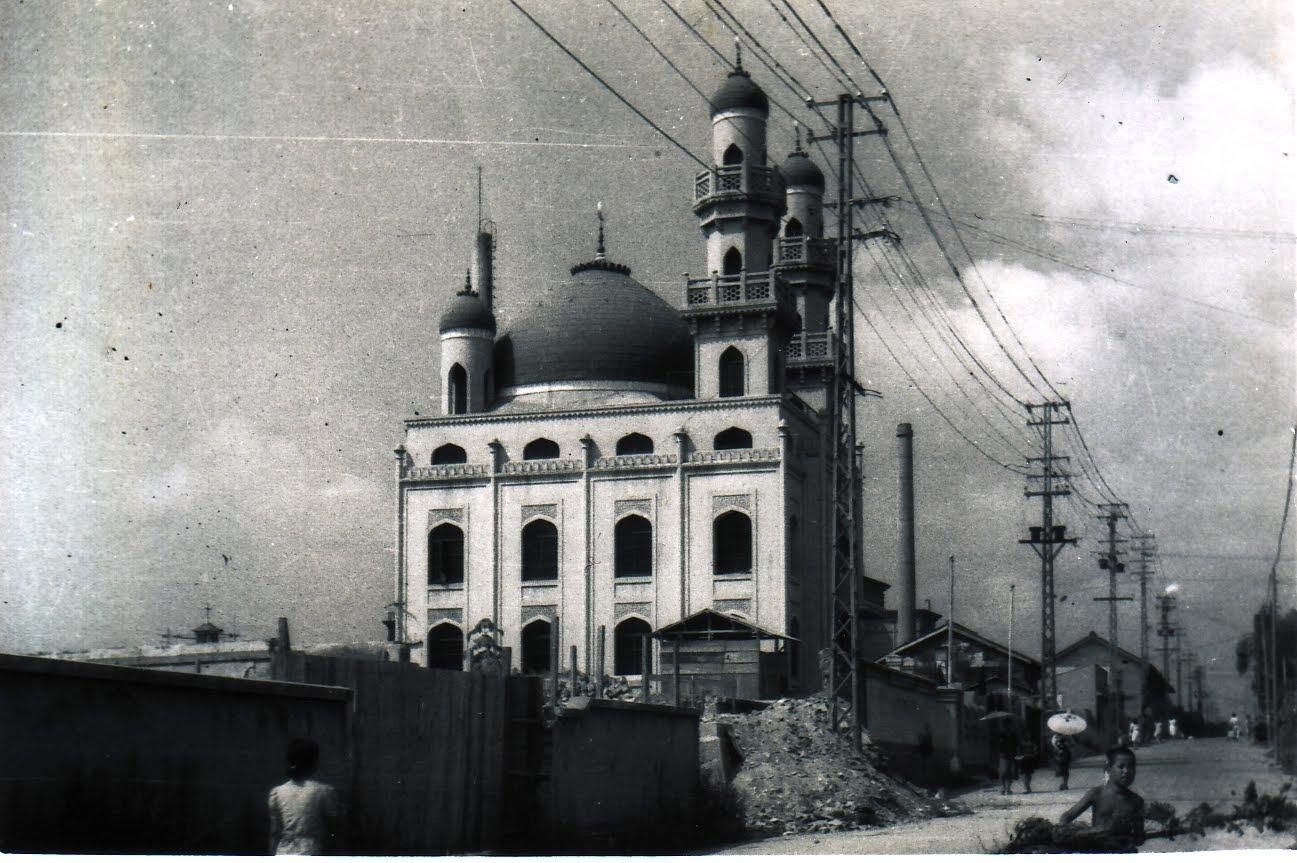 Откройте для себя Мечеть Кобе - II