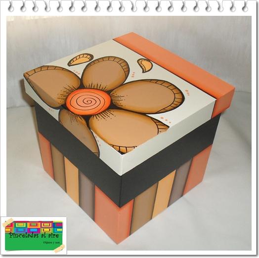 Cajas Decorativas Para Cuadros