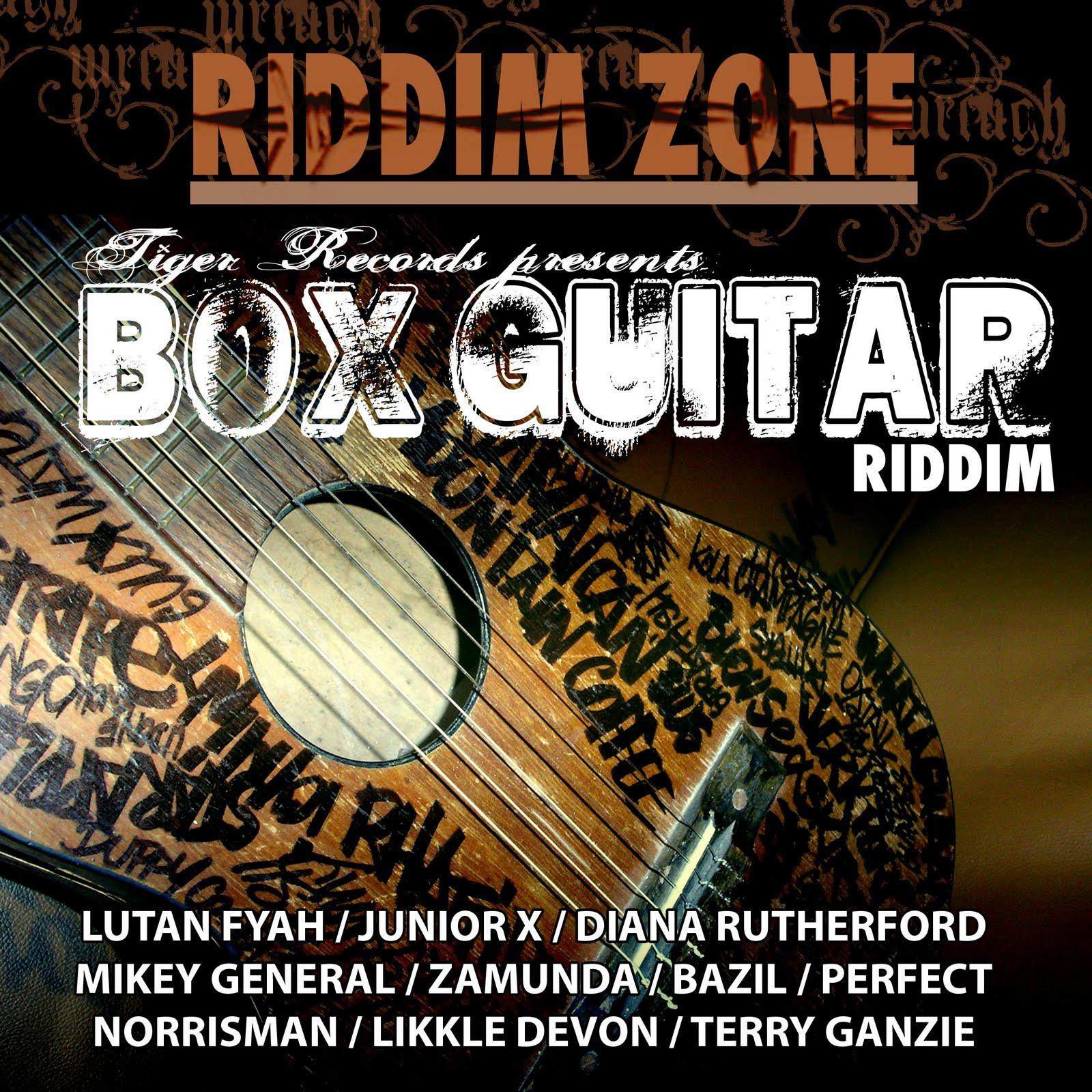 The Reggae Review: 'Box Guitar' Riddim Review (Tiger Records)