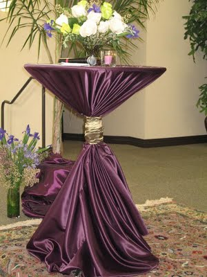 Le Fabuleux Events Presents One Fab Event Eggplant Weddings