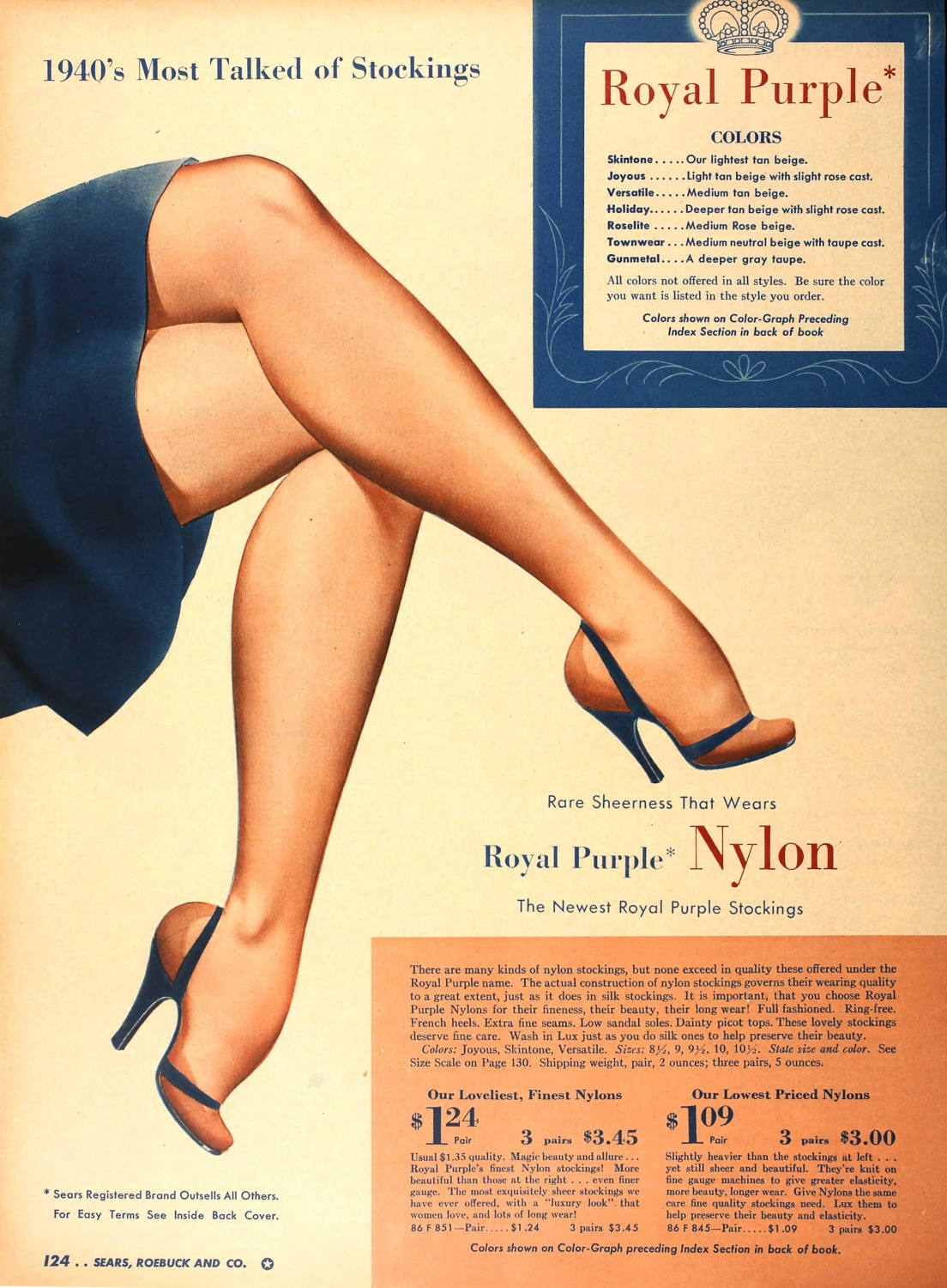 In The Nylon And Nylon 8