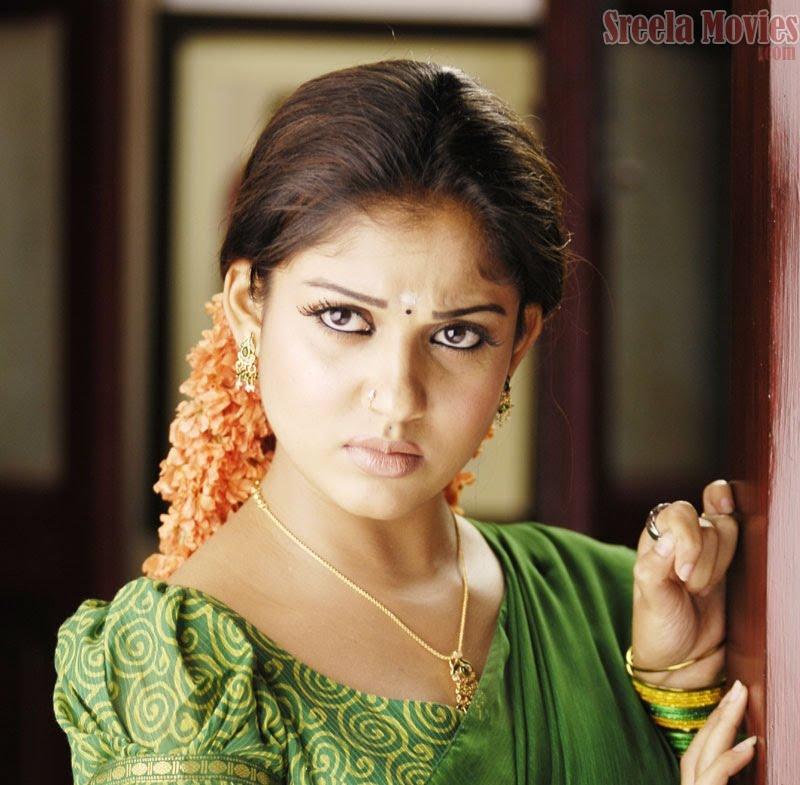 Nayanthara hot