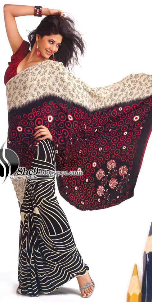 Mumbai Saree Designs for Hot Summer | Sari styles - She9 | Change the Life Style