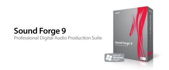 sony sound forge 9.0e
