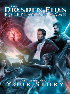 Dresden Files RPG Coming - Get a PDF Copy Now! - Rogues Gallery