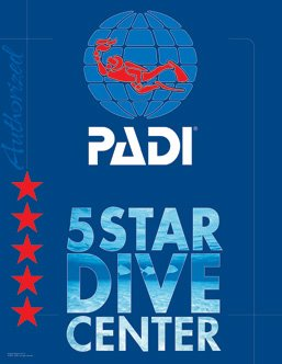 White Sands Dive Shop is a 5 Star PADI Dive Shop